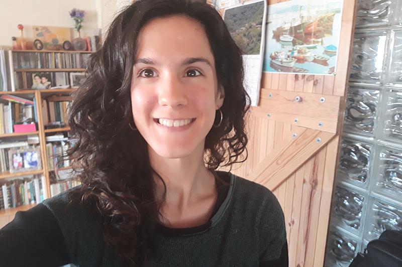 Amara Antía - Profesora de violín Escuela de Música Alarcón