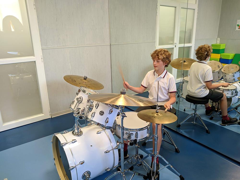 Enseñanza libre - Escuela de Música Alarcón