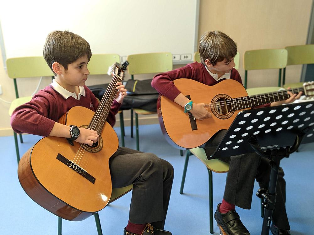 Estudiar música - Escuela de Música Alarcón