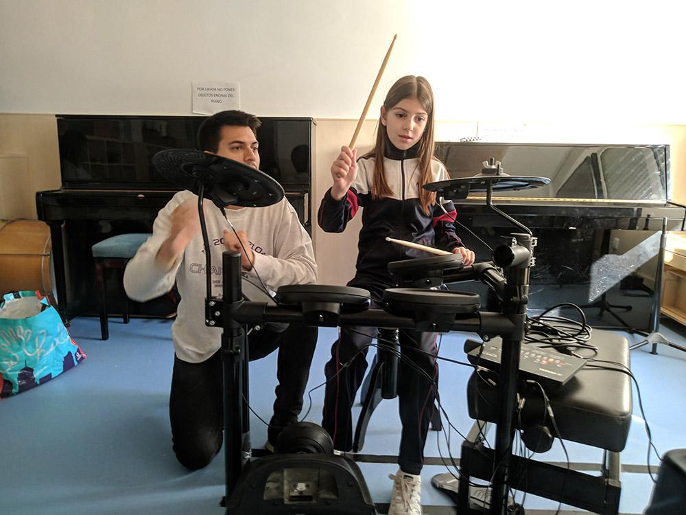 Lenguaje musical - Escuela de Música Alarcón