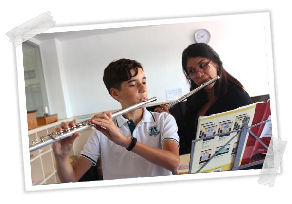 Oferta educativa - Escuela de Música Alarcón