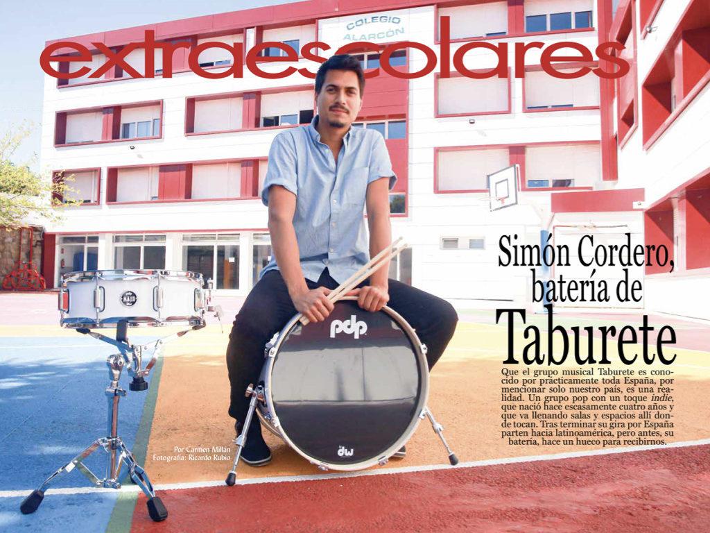 Entrevista a Simón Cordero en Pozuelo In