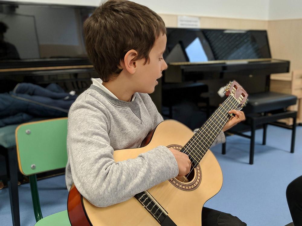 Tocar en público - Escuela de Música Alarcón