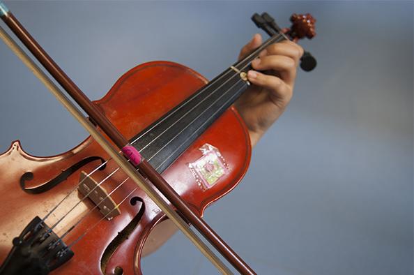 Violín - Escuela de música en Pozuelo de Alarcón